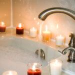 Lekkere seks in het bad
