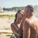 Seks in de duinen