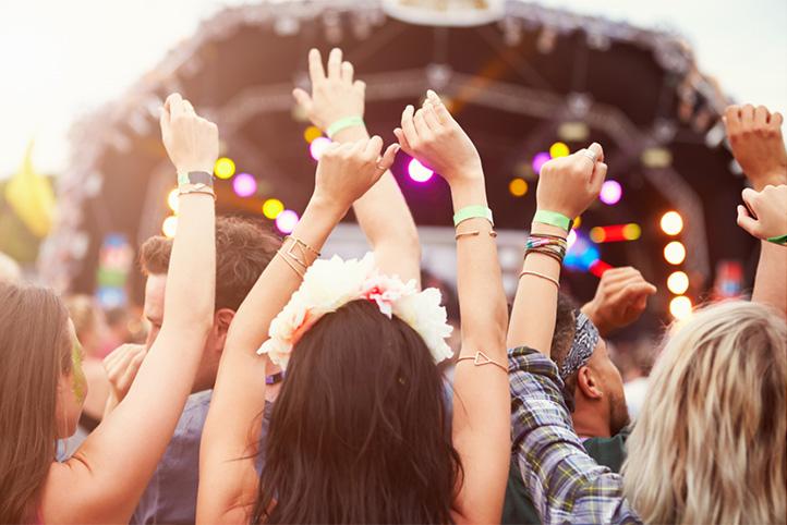 Je bekijkt nu Een spannend en geil Dance Festival